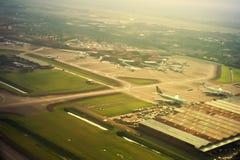 雅加达机场 图库摄影