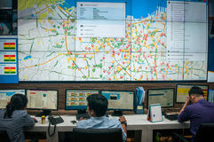 雅加达聪明的市 库存图片