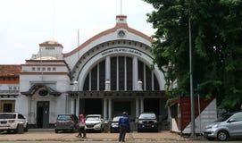 雅加达集邮办公室 库存图片