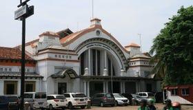 雅加达集邮办公室 图库摄影