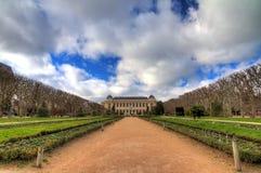 雅尔丹des Plantes博物馆 免版税图库摄影