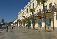 雅尔塔,克里米亚 免版税库存图片