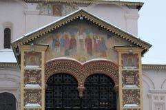 雅罗斯拉夫尔市, RUSSIA-NOVEMBER 09日2016年:伊莱贾寺庙先知 免版税图库摄影