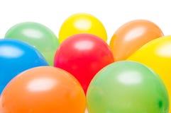 集会气球 图库摄影