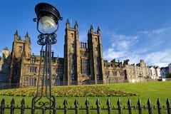 集合大厦爱丁堡苏格兰将军 免版税库存图片