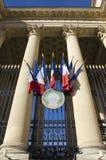 集合法国国民 库存图片