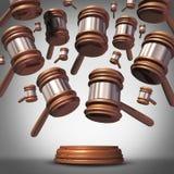 集团利益诉讼 免版税图库摄影
