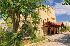 集居区HaGoshrim,以色列旅馆  库存图片
