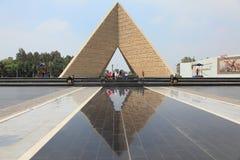 集市广场在开罗 免版税库存图片