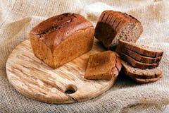 集成面包 库存照片