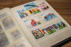 集邮15 免版税库存图片