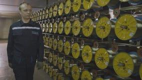 雇员控制增强螺纹片盘 股票录像