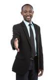 雇员非裔 免版税库存图片
