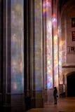雍容大教堂旧金山加利福尼亚 图库摄影