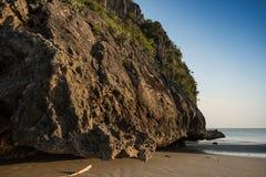 雍陵海滩, Sikao, Trang,泰国 免版税库存图片