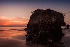 雍陵海滩, Sikao, Trang,泰国 图库摄影