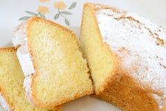 雏菊蛋糕 库存图片