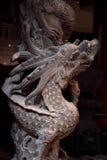 雕刻石头 库存照片