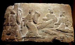 雕刻石头 库存图片