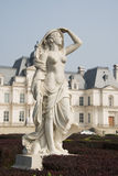 雕塑和建筑学 免版税库存照片
