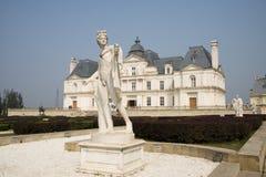 雕塑和建筑学 库存图片