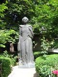 雕塑在罗马尼亚15 免版税库存照片