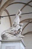 雕塑工作 免版税库存图片