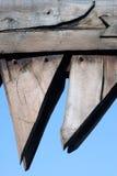 雕塑木头 免版税库存图片