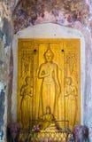 雕塑泰国 免版税库存图片