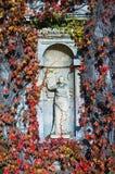 雕塑石头 库存图片