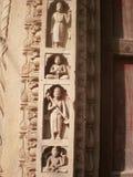 雕塑设计 库存照片