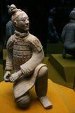雕塑赤土陶器 免版税库存照片