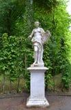 雕塑雕象 库存照片