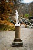 雕塑,索菲娅公园,乌克兰 库存照片