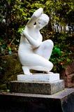 雕塑,索菲娅公园,乌克兰 免版税库存图片