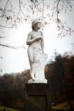 雕塑,索菲娅公园,乌克兰 图库摄影