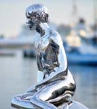 雕塑:他, Elmgreen & Dragset 2012年 免版税图库摄影