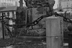 雕塑 免版税图库摄影