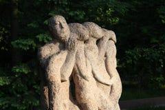 雕塑 图库摄影