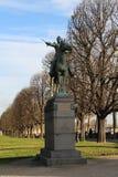 雕塑 免版税库存照片