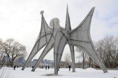 雕塑L'Homme 免版税库存图片