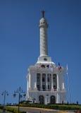雕象在多米尼加共和国 库存图片