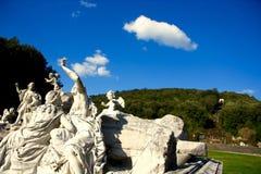雕象在意大利 免版税库存照片
