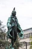 雕象在贝尔格莱德 免版税库存图片