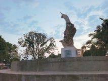 雕象墨瑞利亚 免版税图库摄影