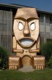 雕象形象Montauk纽约 免版税库存照片