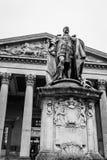 雕象爱德华七世国王 免版税库存图片