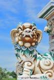 雕象轰隆Pa在宫殿 免版税库存图片