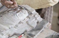 1193雕刻大教堂demetrius纪念碑俄国st石唯一vladimir白色的1197年结构 图库摄影