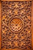 雕刻木头 免版税库存图片